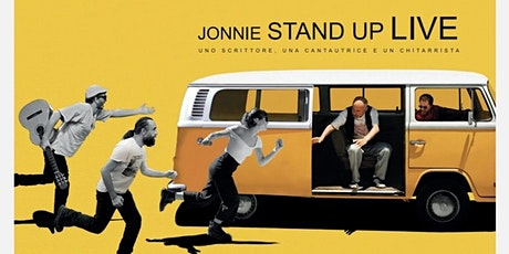 Jonnie Stand Up Live biglietti