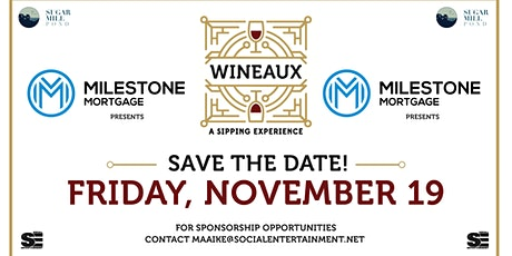 Wineaux 2021 - A Sipping Experience tickets