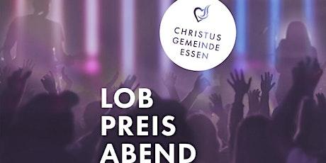 Lobpreisabend 17.10.2021 Tickets