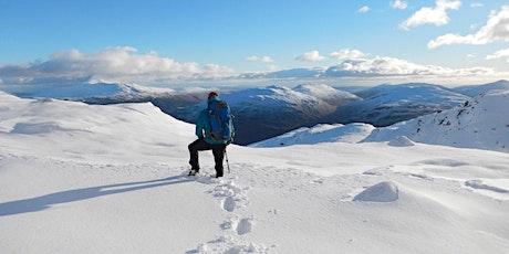 Winter Skills 101- winter hill walking tickets