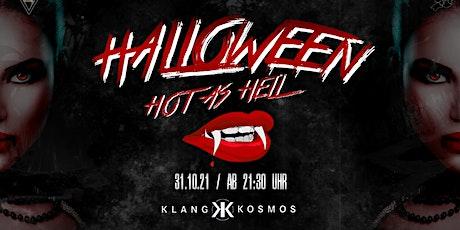 HALLOWEEN - hot as hell Tickets
