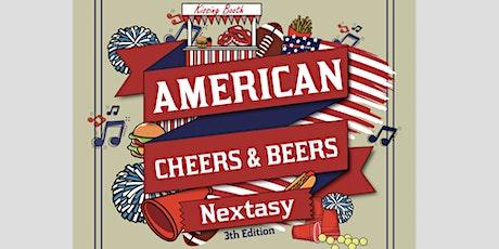 Nextasy American Cheers&Beers tickets