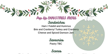 Afternoon Tea and Christmas Shopping Event tickets