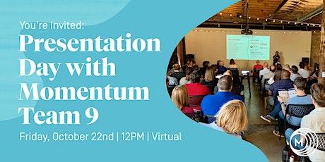 Momentum Fall Student Presentation Day tickets