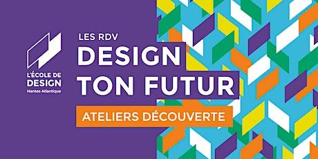 Atelier Découverte - Initiation au design produit billets