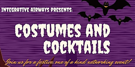 Costumes and Cocktails tickets