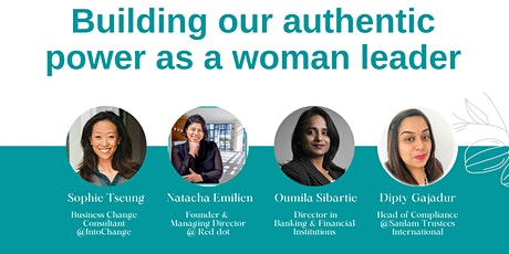 Good Talk #2- Building our authentic power as a woman leader tickets