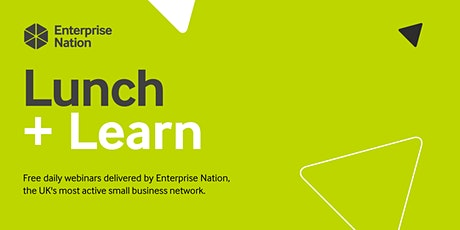 Lunch and Learn: How to grow your business using the power of PR tickets