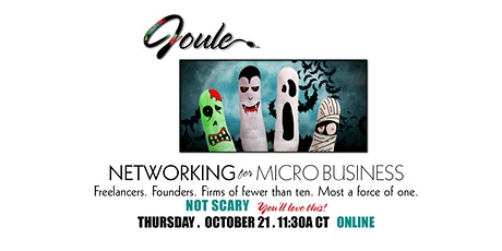 MICROBUSINESS NETWORKING . Freelancers + Founders Tickets