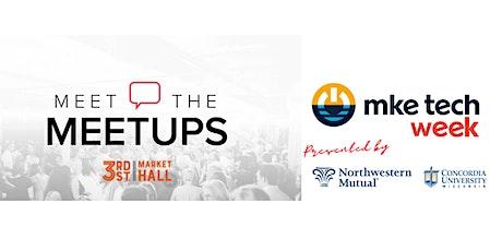 Meet the Meetups: Fall 2021 tickets