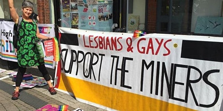 The Real Story Behind Pride: Video and Discussion with Nicola Field of LGSM tickets