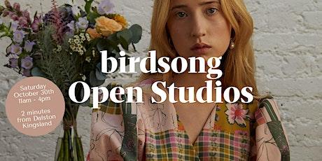 Birdsong Open Studios tickets