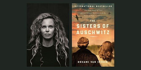 An Evening with Roxane van Iperen - The Sisters of Auschwitz tickets