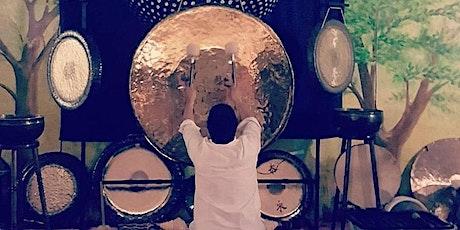 Gong Bath ✨ billets