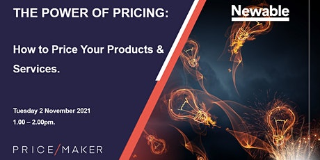 How to Price your Products & Services tickets