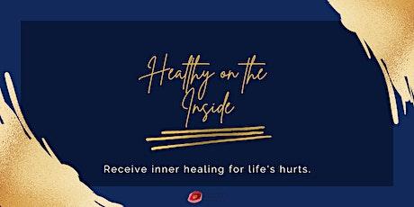 Inner Healing (Digital Event) Evening  - Part 2 tickets