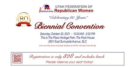 UFRW 2021 Biennial Convention tickets