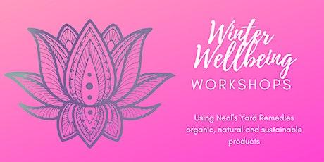 Wellbeing  Workshops with Neals Yard tickets