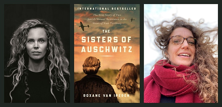 An Evening with Roxane van Iperen - The Sisters of Auschwitz image