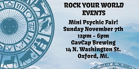Mini Psychic Far at GavCap Brewery in Oxford! tickets