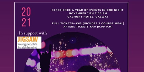 A Night of Missed Moments - Student Ball tickets