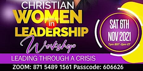 Women in Leadership   Workshop tickets