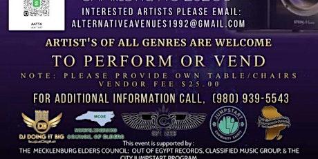 Queen City Showcase tickets