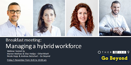 Managing a hybrid workforce : Pitfalls and factors of success tickets