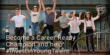 Become a Career Ready Champion tickets