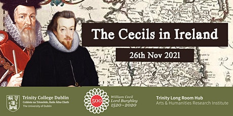 The Cecils in Ireland | Conference tickets