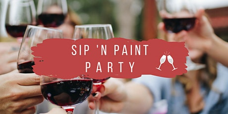Paint and Sip & Wine and Dine! tickets