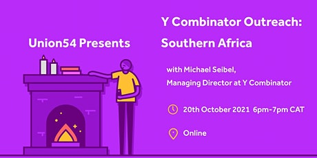 Y Combinator International Outreach: Southern Africa tickets