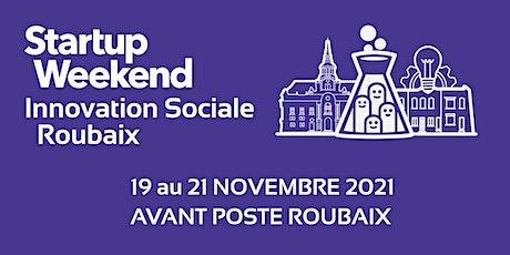 Techstars Startup Weekend Roubaix - Innovation Sociale 11/21 (updated) billets