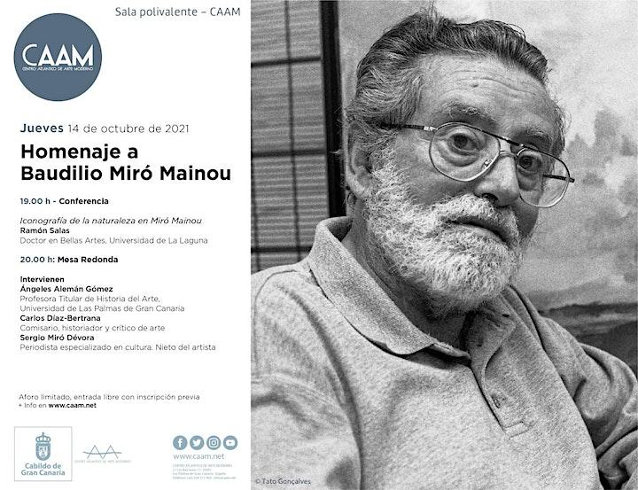Imagen de Homenaje a Miró Mainou