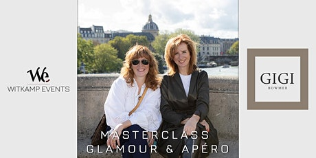 Masterclass 'Glamour & Apéro' tickets