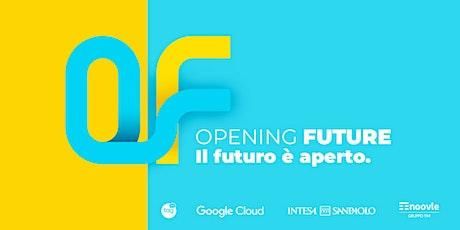 Opening Future Meetups  | Design Thinking biglietti