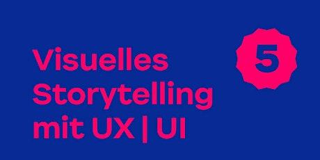 Workshop: Visuelles Storytelling mit UX | UI Tickets