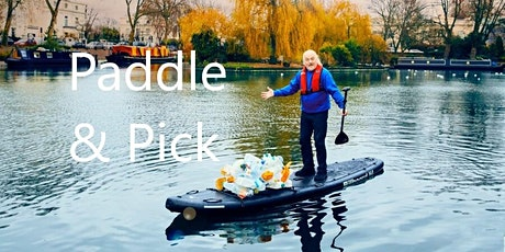 Let's Paddle & Pick - Park Royal tickets