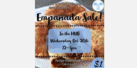 Mu Sigma Upsilon Sorority Inc.   Empanada Sale tickets