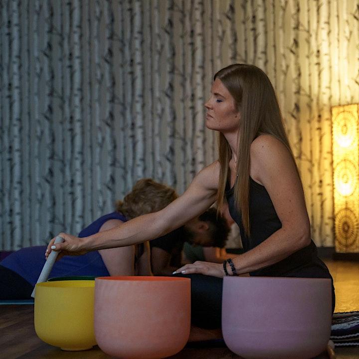 Aroma & Acoustics Meditation image