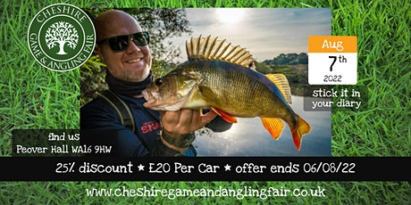 Cheshire Game & Angling Fair 2022 tickets