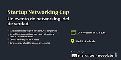 Startup Networking Cup (Valencia) entradas