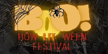Get Lit Entertainments First Annual HowLITween Festival tickets