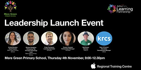 Leadership Launch Event tickets