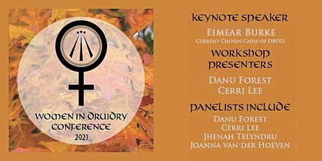 Women in Druidry Conference 2021 tickets