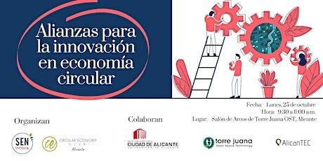 Alianzas para la innovación en economía circular entradas