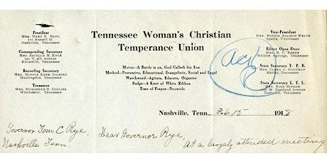 Tennessee 101: The Progressive Era, Session 3: Seeking Justice tickets