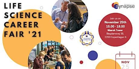 Life Science Career Fair '21 tickets
