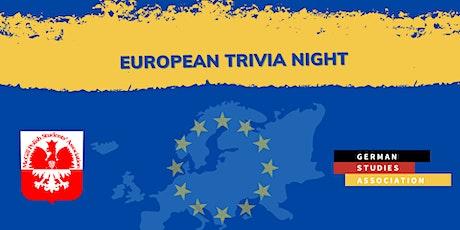 GSA x MPSA European Trivia Night tickets