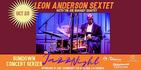 Sundown Concert Series– Jazz Night with Springtime Tallahassee tickets